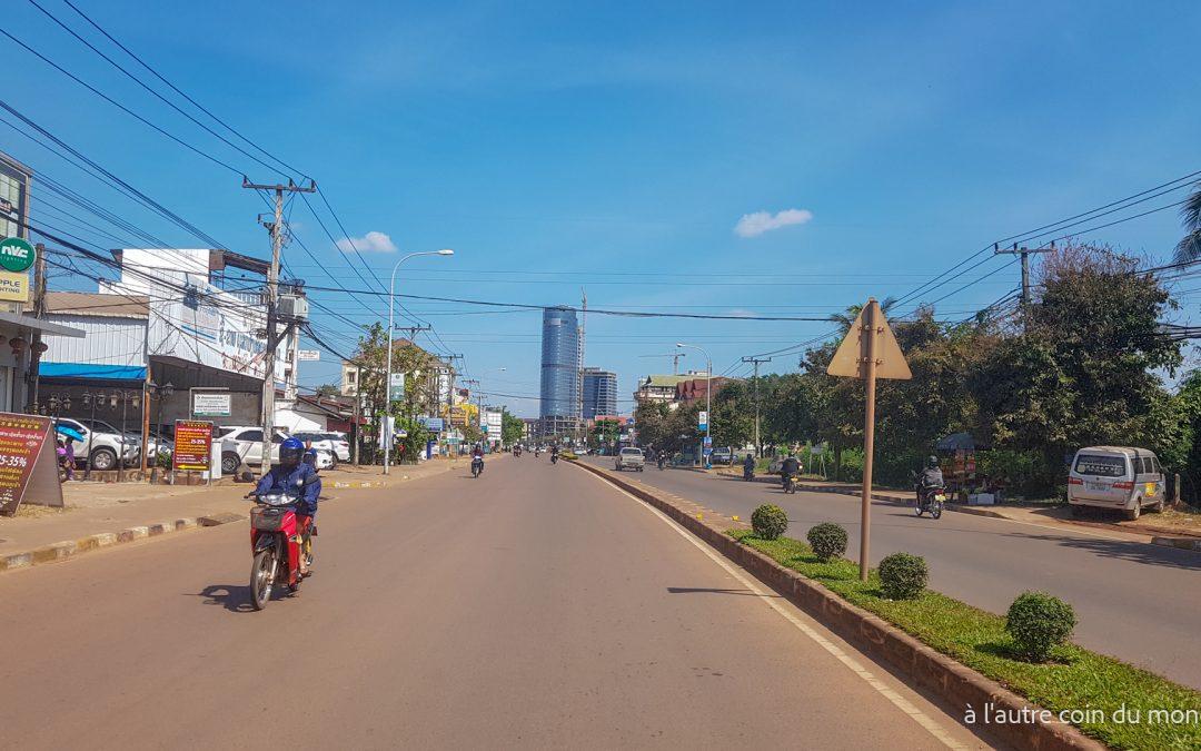 Le Laos, pas le meilleur pays pour être malade